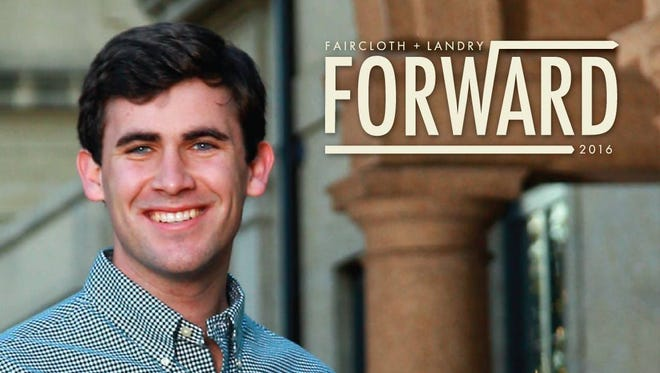 Zack Faircloth, a 2012 Pineville High graduate, was elected student body president of Louisiana State University in Baton Rouge for the 2016-17 school year.