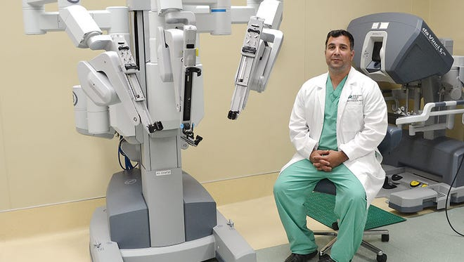 Dr. Kellerman and the da Vinci® Surgical System at Mercy West Lakes Hospital