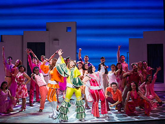 Enter for a chance to win 2 tickets to Mama Mia at the Performing Arts Center.  Enter 4/25 - 5/10