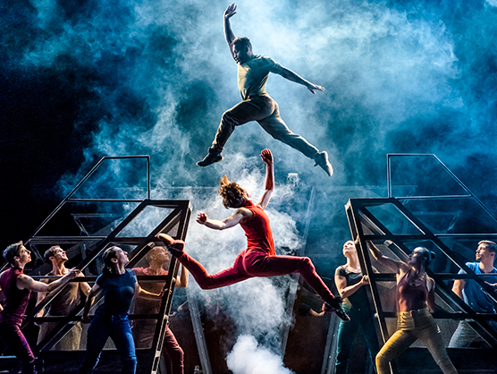 Win 2 tickets to DIAVOLO which will be at the Performing Arts Center. Enter 9/14-10/17