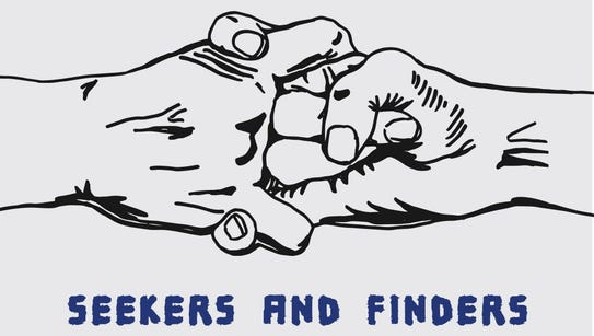 """""""Seekers and Finders"""" by Gogol Bordello."""