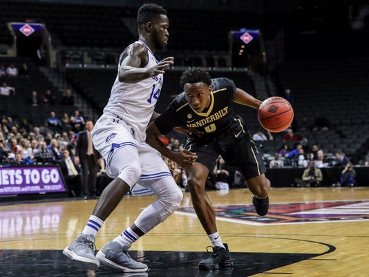 NCAA Basketball: NIT Season Tip-Off-Seton Hall vs Vanderbilt