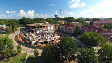 Mississippi campus briefs: Dec. 3