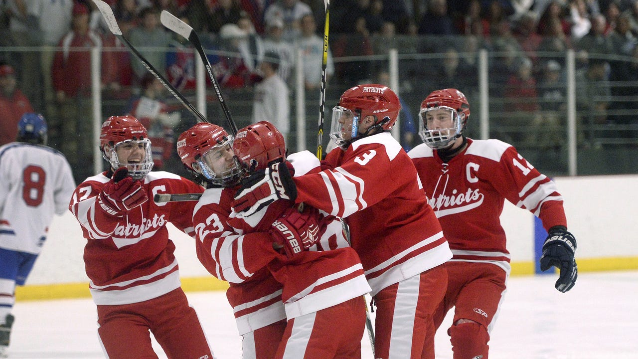 Pleased in Penfield: Strong start to hockey season