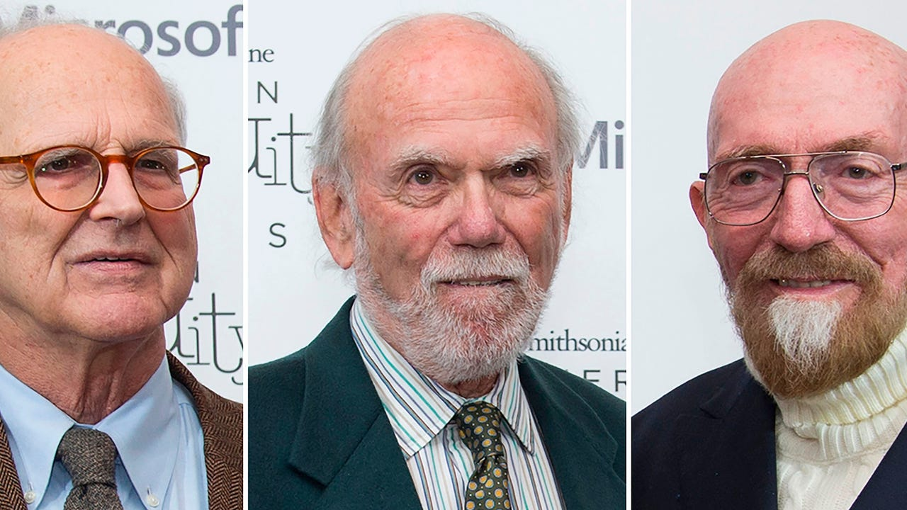 Nobel Prize of Physics announcement