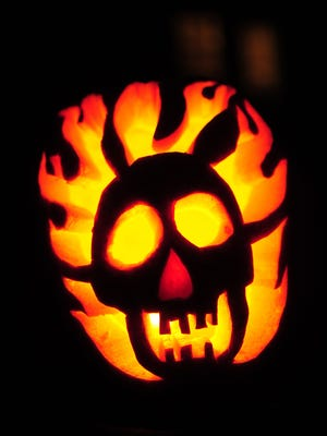 The Haunt Your Library contest is an annual feature of the Kenton County Public Library.