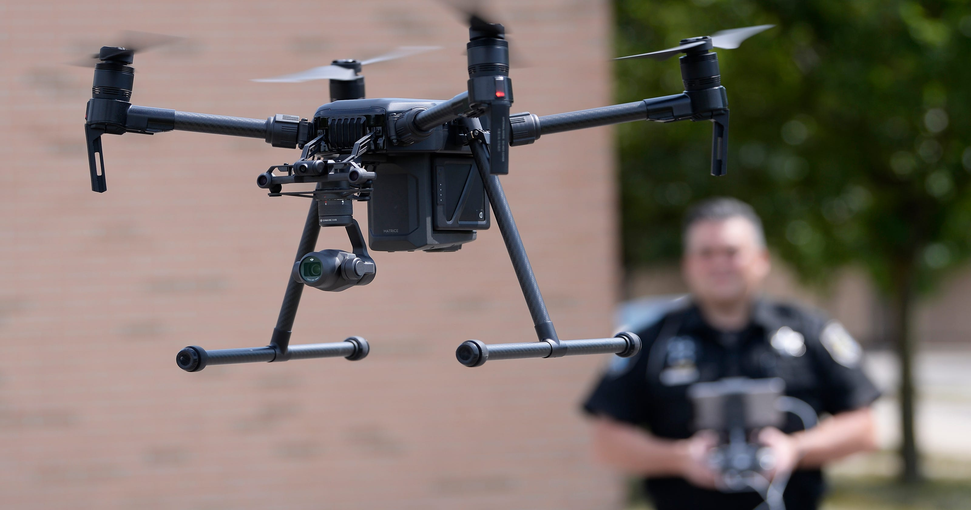 Police drones pit safety vs  privacy concerns in Michigan