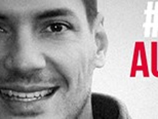 The Reporters Without Borders #FreeAustinTice campaign