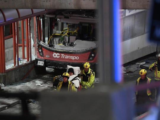 Canada Bus Crash