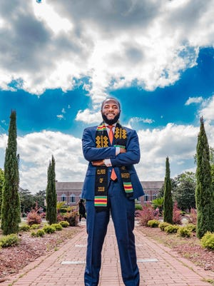 Markello Spivey will be awarded his MBA from Florida A&M University on Friday, May 4, 2018.
