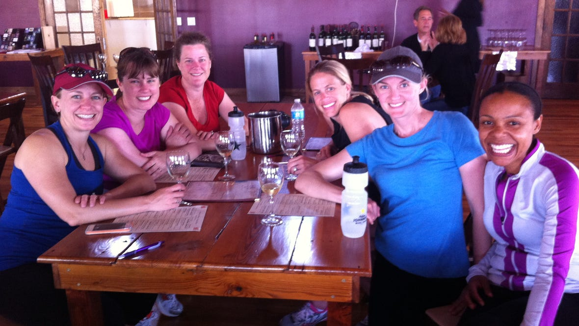 Hill Country Bike and Wine Tour