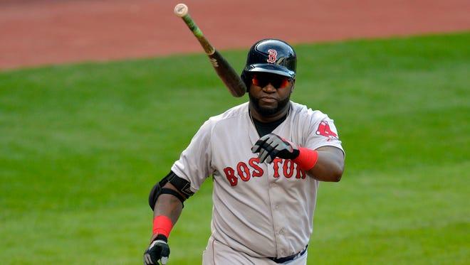 David Ortiz has 503 career home runs.