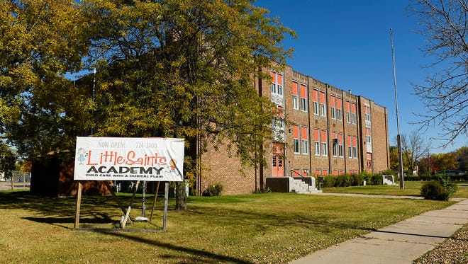 Wilson Elementary School, which houses Little Saint's Academy, continues to be up for sale after CommonBond Community developers pulled their bid.