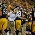 Live chat at 11:00 a.m.: Top spring football storylines for the Hawkeyes