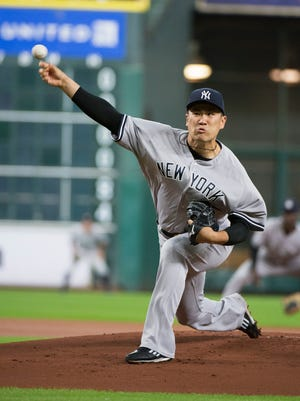 Yankees starter Masahiro Tanaka is wisely sitting out the World Baseball Classic.