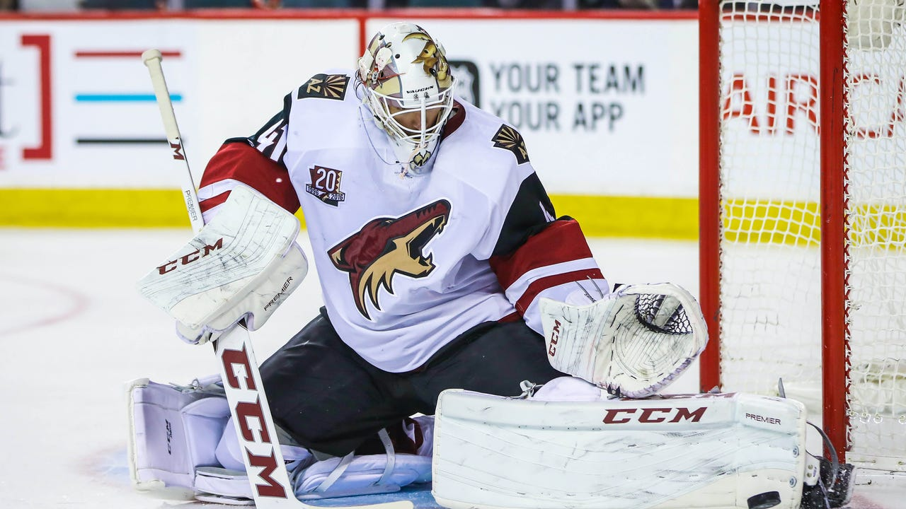 Coyotes insider Sarah McLellan looks at the plus and minus in the 5-0 win over the Flames.