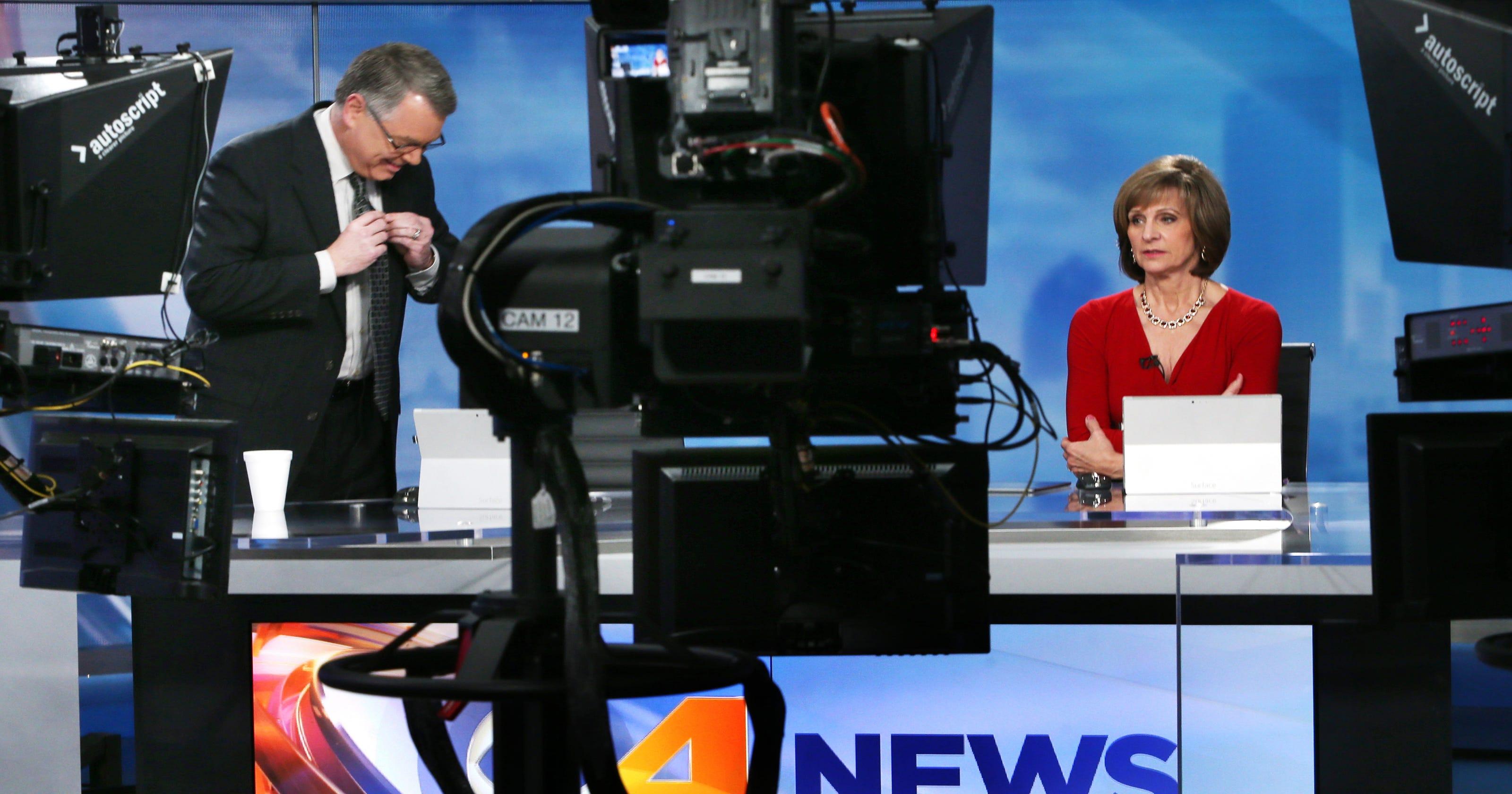 News anchor Bob Donaldson leaving Fox59