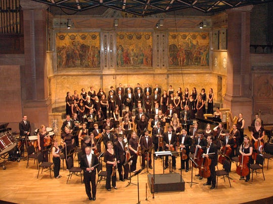Tim Keyes Consort presents a program of works that include three new compositions by New Jersey composers on June 16 at 8 p.m. at Richardson Auditorium.