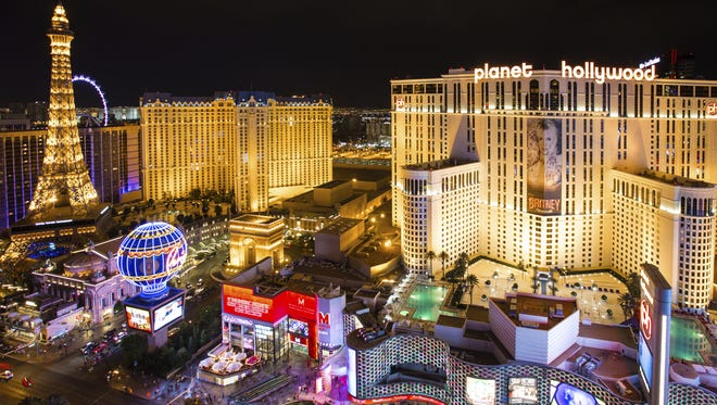 Everyone knows that Las Vegas is all about non-stop gambling, risqué shows and partying that goes on night and day. Or is it?