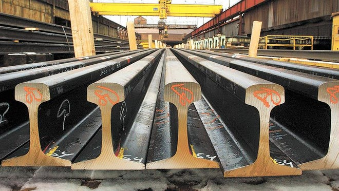 EVRAZ Rocky Mountain Steel says it is going to build a long rail mill facility.