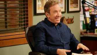 """""""Last Man Standing"""" (Fox): Tim Allen will reprise his role as sporting-goods store owner Max Baxter on the former ABC comedy, which is being revived by Fox."""