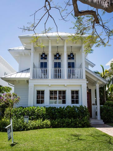 Three Poinciana Cottages sit on the cusp of the famed