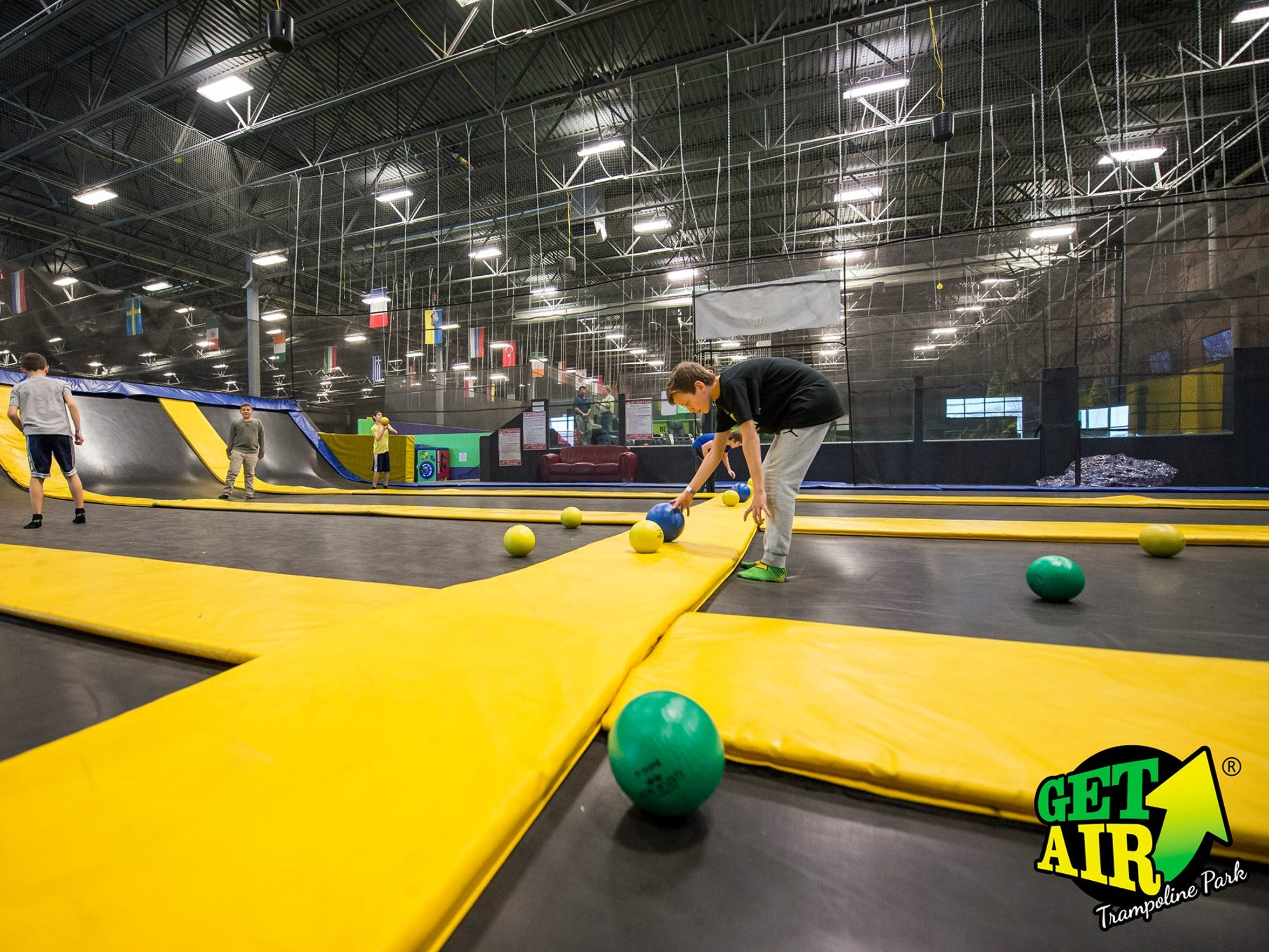Corpus Christi's premier indoor trampoline park got a 10,000-square-foot upgrade in June 2017.