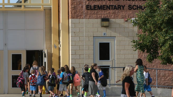 File photo The Jackson School District, which includes the Crawford-Rodriguez Elementary School (pictured above), is seeking candidates interested in filling a vacancy on its board of education.