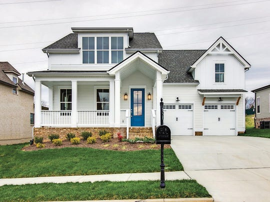 At Harvest Pointe in Spring Hill, the focus is on one-level