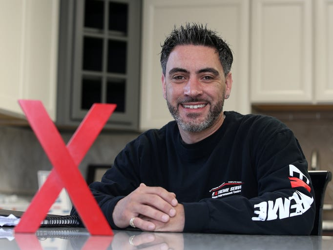 James Vitale, owner of Extreme Service, a home improvement