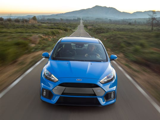 Review: Sizzling Ford Focus RS cooks other hot compacts