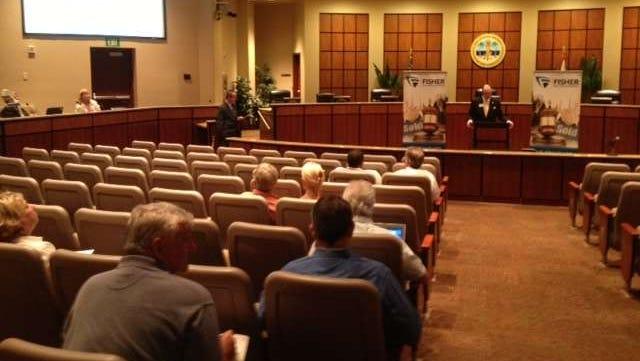FILE PHOTO: Lee County School Board
