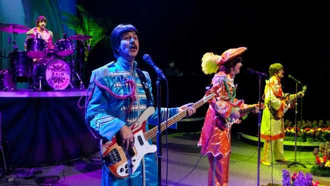 Rain: A Tribute to The Beatles will perform at Old National Centre this weekend.