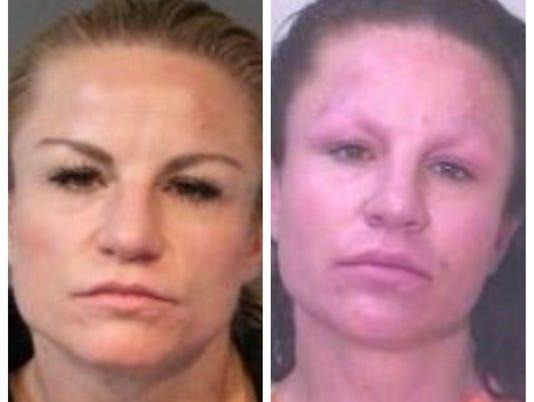 Most wanted fugitives mugshots Helouise Detourbe