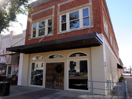 The Austin McCloud Appellate Court Museum is located