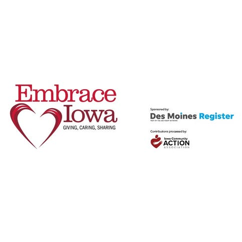 Embrace Iowa: Support for Iowans in need
