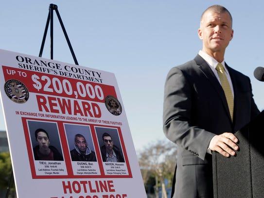 Orange County Sheriff's Department Public Information