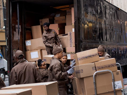 United Parcel Service Inc. Hiring Event As Co. Looks To Hire Up To 95,000 Seasonal Workers