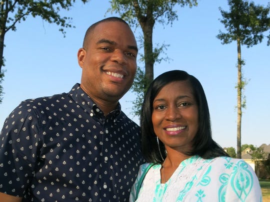 Anthony and Kenya Willis at Feast!