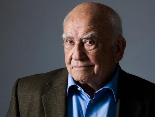 Actor Ed Asner.