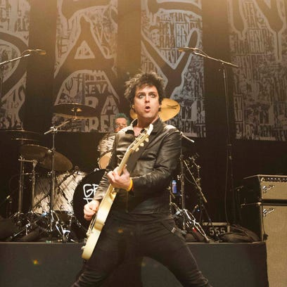 Green Day at The Fillmore, Detroit