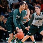 Gondrezick sisters will have to wait for MSU-Michigan rivalry matchup