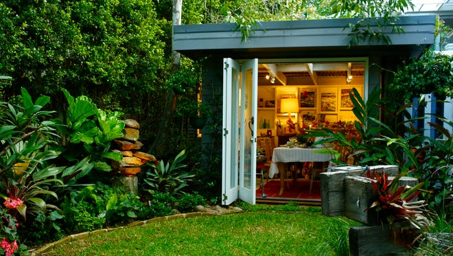 She sheds are personal spaces for women to find escape and relaxation right in their own backyard.