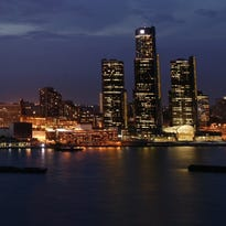 Watch this stunning timelapse of Detroit's 'rebirth'
