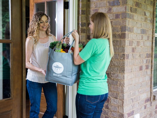 Shipt launched its grocery-delivery service in Southwest Florida in November 2015.
