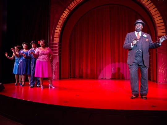 "Delaware Theatre Company's ""Ain't Misbehavin' "" will continue through April 27."