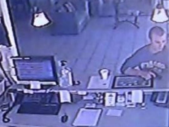 Cocoa police are investigating the robbery of Days