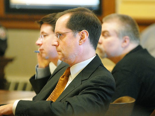 Co-council Dean Strang (from left), defense attorney