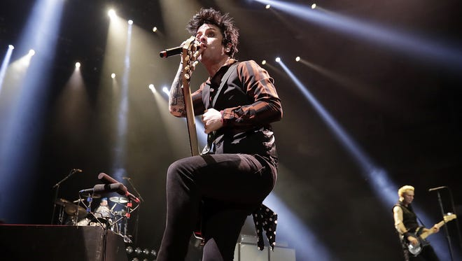 Green Day, which came to the Resch Center on March 30, was sold out eight weeks before the concert.
