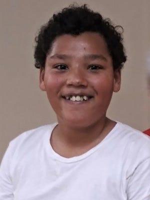 Zackary, 13